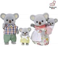 New Sylvanian Families doll Koala family FS-15 F/S from Japan