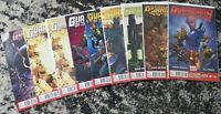 Guardians of the Galaxy #1-4,10,12,13(x2),27 **NINE ISSUE LOT** (Marvel 2013)