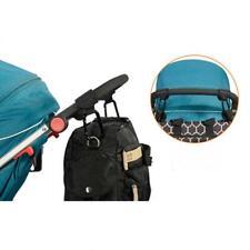 Baby Stroller Hooks Strong Infant Pushchair Pram Stroller Hanger Trolley Hook HS