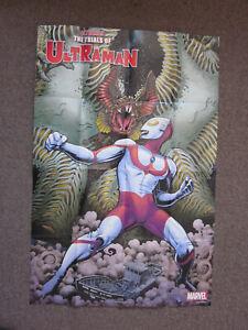 Marvel Comics Ultraman Art Adams The Trials Of Marvel Superhero Poster 36x24