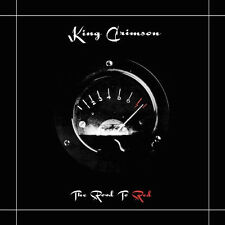 KING CRIMSON THE ROAD TO RED COFANETTO SUPER DELUXE 21 CD + 1 DVD + 2 BLU RAY !!