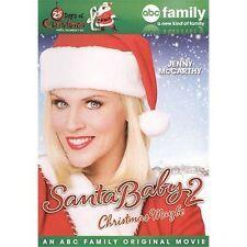 ABC Family's SANTA BABY 2: CHRISTMAS MAYBE DVD Jenny McCarthy