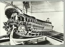 venezia museo stoico navale modello DELL ULTIMO BUCINTORO VARATO NEL 1729 CARTO