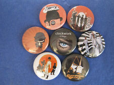 A Clockwork Orange Movie / Musical 7 Pinback Button