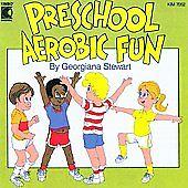 Kimbo Educational Fun Preschool Aerobic Fun CD, Ages 2 and Up