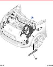 NEW GENUINE CITROEN C3 PICASSO 1.6 HDI DV6TED DV6C MAIN ENGINE WIRING LOOM
