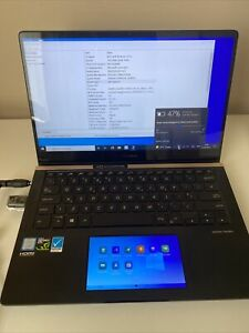 "ASUS ZenBook Pro 14 UX480F i7 8565U 8GB RAM 256GB SSD 14"" FHD GTX 1050"