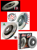 sale- DBA42027S 4000 SERIES SLOTTED ROTORS HOLDEN COMMODORE VE V6 INC UTE REAR