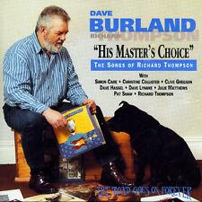 Dave Burland - His Master's Choice [New CD]