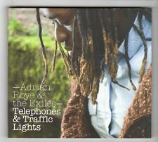(HC503) Adrian Roye & The Exiles, Telephones & Traffic Lights - 2009 CD