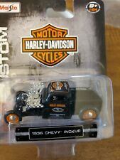 2020 Maisto Harley Davidson HD Custom  1938 Chevy Pickup