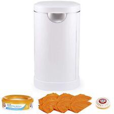 munchkin diaper pail baby registry starter set