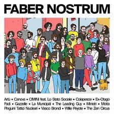 FABER NOSTRUM (TRIBUTO A FABRIZIO DE ANDRE') - CD NUOVO SIGILLATO