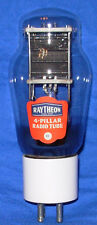 NOS NIB Raytheon Type 841 Box Plate 4 Pillar Triode Vacuum Tube
