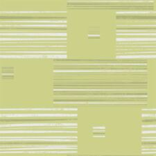 Stripe Wallpaper Striped Green Shiny Silver Luxury Textured Vinyl Debona