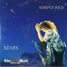 Simply Red - Stars  - Music CD N/Paper