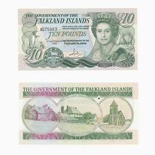 FALKLAND ISLANDS - £10 Banknote - P14a - UNC.