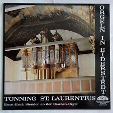 9892) LP Orgeln in Eiderstedt - Tönning St. Laurentius - Stender - Paschen Orgel