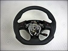 custom LEXUS IS220 250 350 Steering Wheel Flat bottom Thumbs Biceps Thick 06-13y