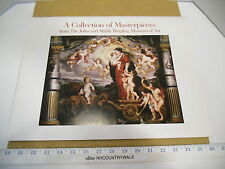 A Collection of Masterpieces The John & Mable Ringling Museum of Art - 12 Prints