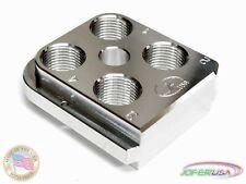Dillon Precision RL550B Style tool head Billet Aluminum CNC Made Toolhead , RAW