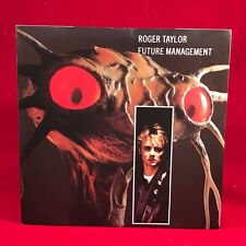 "ROGER TAYLOR Future Management UK 7"" Vinyl Single EXCELLENT CONDITION 45 #"