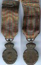 Médaille  - Médaille SAINTE HELENE réduction d=19x31,3mm ruban d=22,6