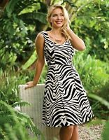 PD563 BRAVISSIMO Tamara Prom dress in Zebra Print RRP £69 BY PEPPERBERRY (9)