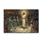 Jesus Christ Poster Wall Art Print Modern Home Decoration Painting 24x36