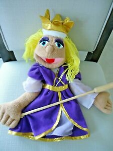 Melissa and Doug Princess Puppet with Stick