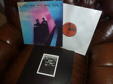 Warning, SAME, Dark heavy psych synth Occult, German VERTIGO 6435156 LP 1982