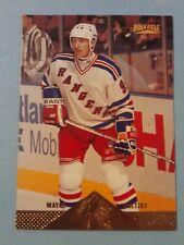 """1996-97 Pinnacle """"Gold"""" # 1 Wayne Gretzky!"""