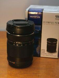 Olympus 40-150 f4-5.6 R  lens for M4/3