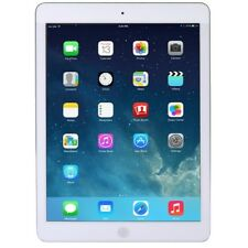 Apple iPad Air with Wi-Fi + Cellular 32GB - White & Silver - AT&T - B
