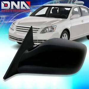 FOR 2005-2010 TOYOTA AVALON XL TOURING POWERED DRIVER LEFT SIDE MIRROR TO1320235