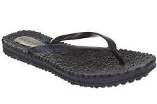 Sandalias con tiras de mujer azules, talla 36