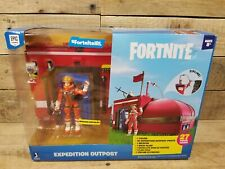 Fortnite Expedition Outpost - Action Figure - NEW SEALED