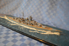 1/700 BUILT MODEL KM BISMARCK 1941 REDUCED PRICE boats & ships