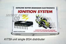 BSA & Triumph single unit elektr. Zündung Boyer ignition unit B40 C15 T20 Cub
