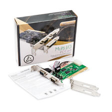 SYBA SD-PCI15039 - PCI 2-PORT SERIAL CARD - WCH CHIPSET