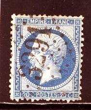 FRANCE 22 GC 3291 SANCERRE, CHER, , cachet net, un dent courte.