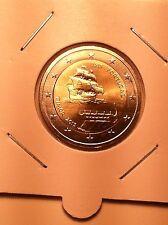 2 EURO PORTUGAL 2015 TIMOR COMMEMORATIVE NEUVE