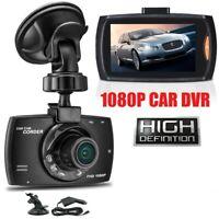 2.4'' HD 1080P Dash Cam Car DVR Camera Driving Security G-sensor Video Recorder