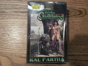 Ral Partha 10-611 Journey to the Gathering Sealed Boxed Set Larry Elmore
