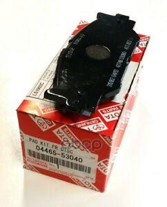 04465-53040 Toyota Pad kit, disc brake, front 0446553040, New Genuine OEM Part