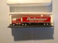 MatchboxCollectiblesConvoysPeterbilt ContainerBudweiser Rig 1:100 Very Rare