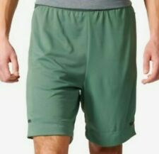 adidas Men's ClimaChill Training Green Shorts - XLARGE - NWT - MSRP$50.00