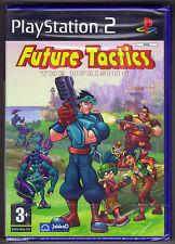 PS2 Future Tactics (2004), Brand New & Sony Factory Sealed