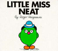 Little Miss Neat by Roger Hargreaves  Paperback