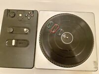 DJ Hero Turntable Wireless Controller for Xbox 360